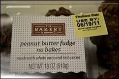 no bake label